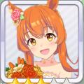 マヤノトップガン(花嫁/新衣装)のアイコン