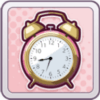 目覚まし時計のアイコン