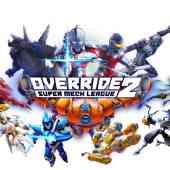 オーバーライド2:スーパーメカリーグ