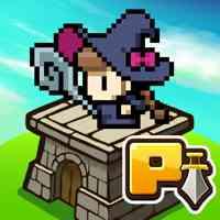 Pixel Hero Scramble