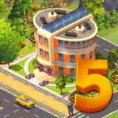 City Island 5 Tycoon Sim Game