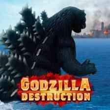 ゴジラ デストラクション/Godzilla Destruction
