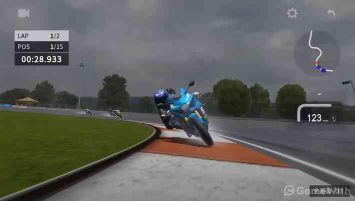 目指せ最強レーサー!美麗3Dの爽快バイクレース
