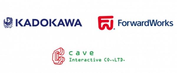 KADOKAWA×ForwardWorks 新作アプリ