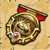 ガボの勲章