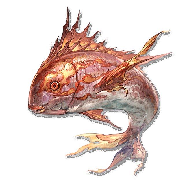 魔鯛(召喚石)の評価 最終解放後の性能の画像