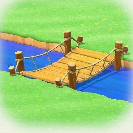斜め橋 3マス あつ森 斜め 橋
