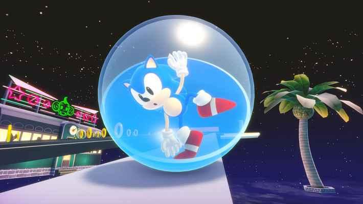 たべごろ!スーパーモンキーボール1&2リメイク ソニック ボール