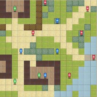 6-3:襲撃のマップ画像