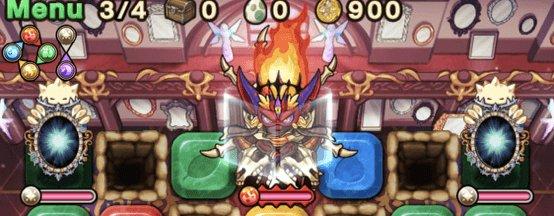 【焔の間Ⅱ】軟撃許さぬ禁忌神フロア3
