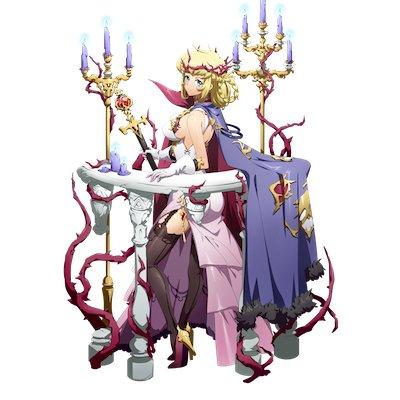 幽谷の茨姫のスキン