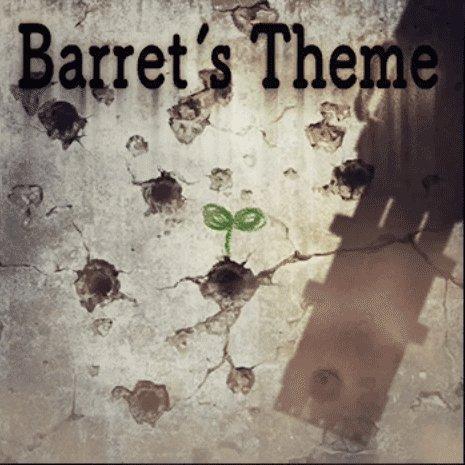 バレットのテーマミュージックディスク