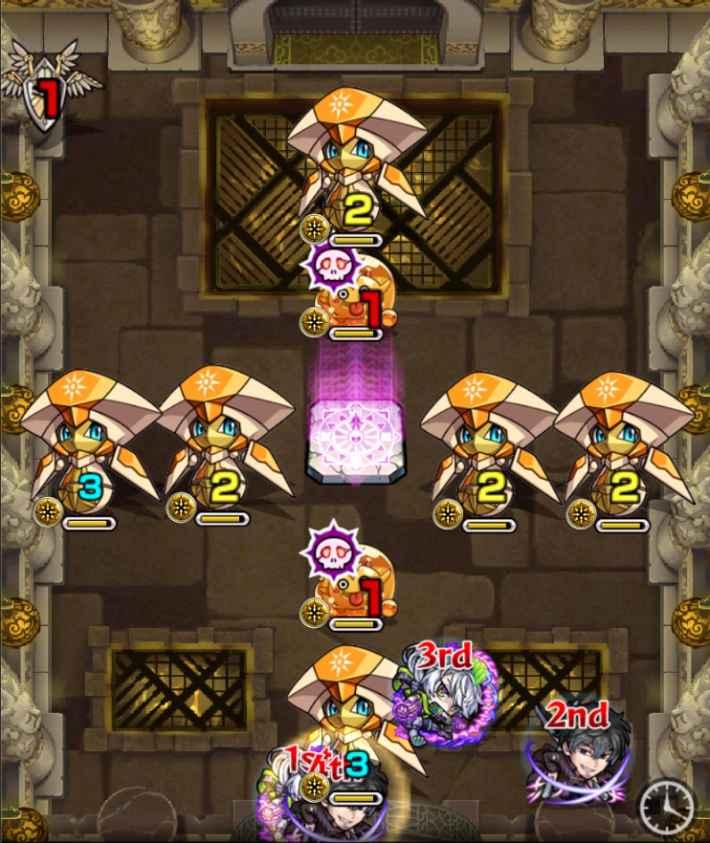 軍荼利明王【超絶】のステ5