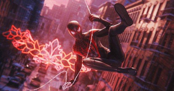 マーベル スパイダーマン:マイルズ・モラレスのアイキャッチ画像