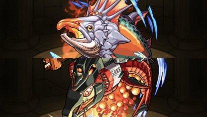 帝王鮭のキャラ画像