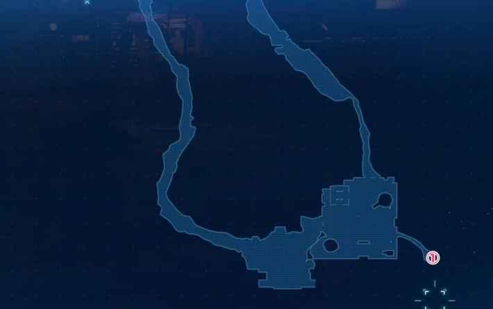 みどり公園のマップ