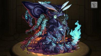 ベイドン山の怪物(進化前)の画像