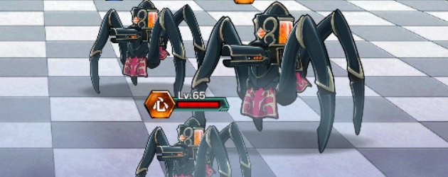 呪い照らすヒカリ高難易度クエストWAVE1の敵