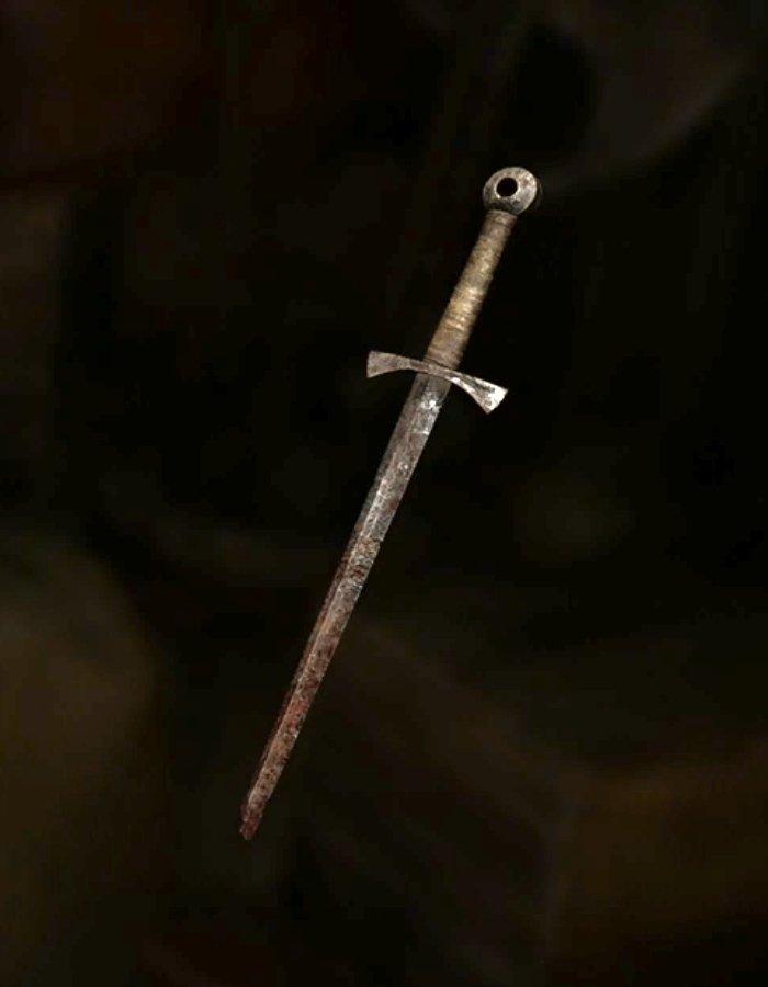 折れた直剣