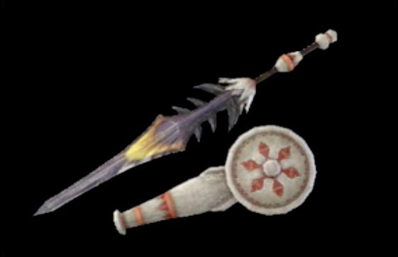 白兎刀【氷棘】