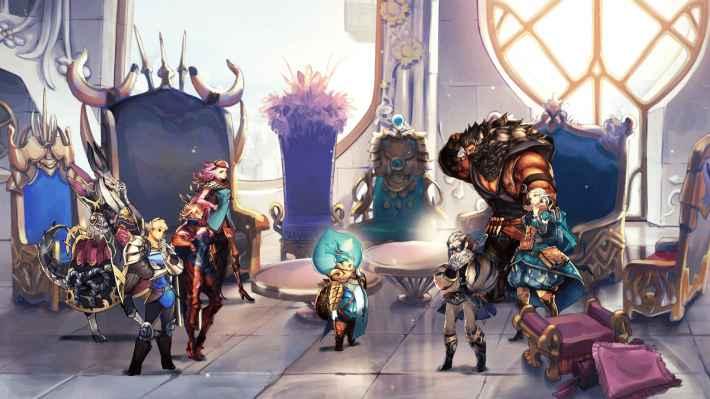 アストリア アセンディングのゲーム画像