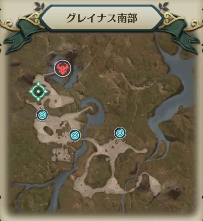 レイスマップ3