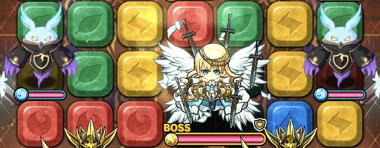 【輝の間Ⅱ】強攻印守の試練ルシフェル戦