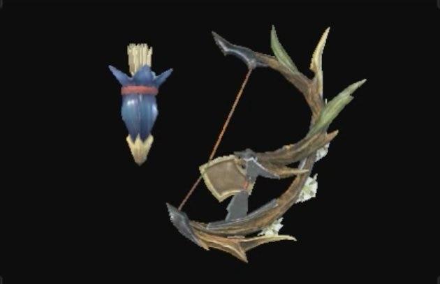 麗華の枝弓