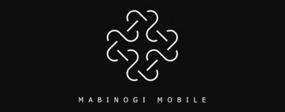 マビノギモバイルのロゴ画像