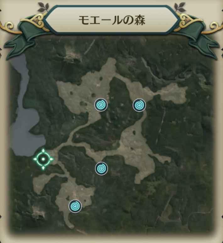 ドライアドマップ2