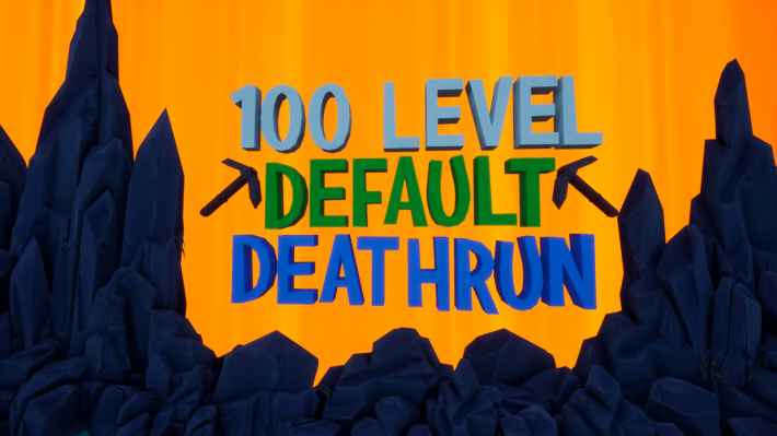 100 LEVEL OG DEFAULT JONESY DEATHRUN