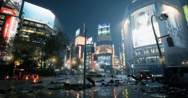 GhostWire: Tokyo(ゴーストワイヤー トーキョー)のアイキャッチ画像