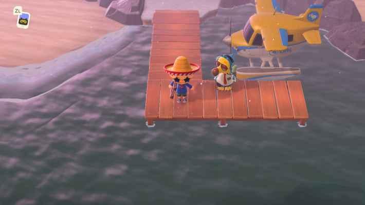 森 釣り あつ 桟橋