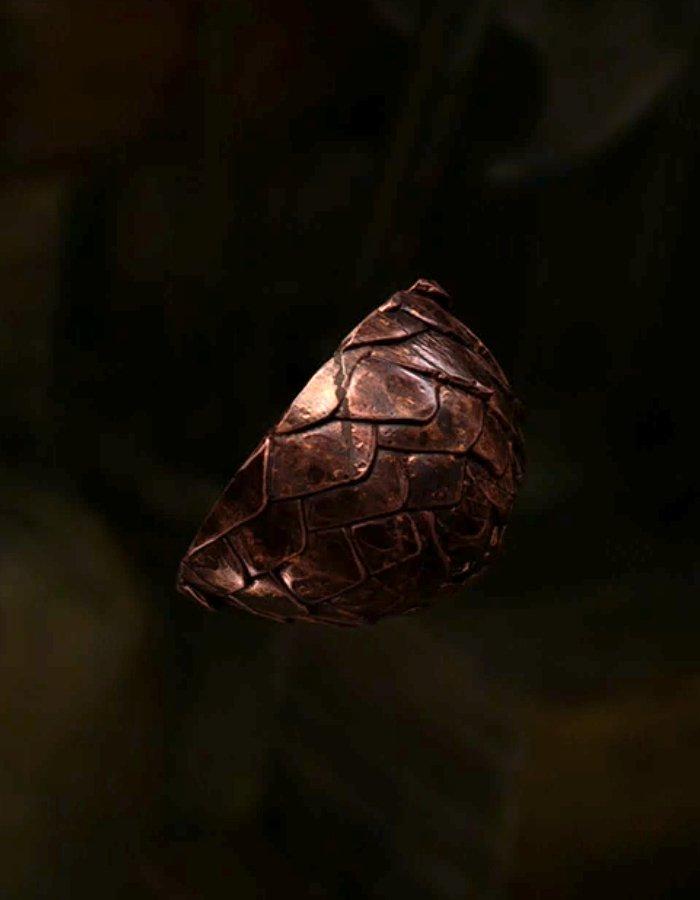 吸いつき石の欠片