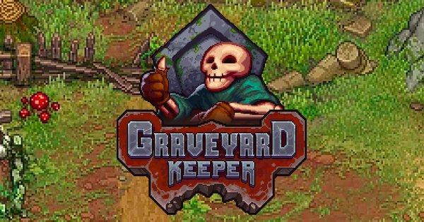 Graveyard Keeper 発売日など最新情報のアイキャッチ