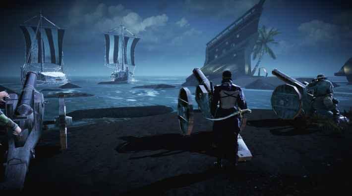 パディクス海賊島