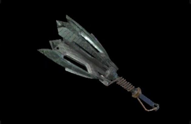 カムラノ鉄鉤鎚Ⅳ