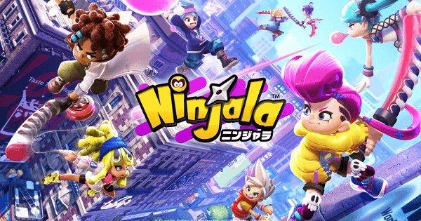 『Ninjala(ニンジャラ)』発売日が6月25日へ延期に