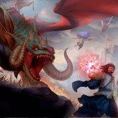シタデル:永炎の魔法と古の城塞の画像