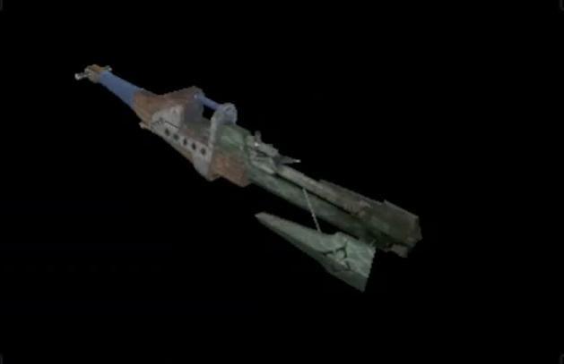 カムラノ鉄軽弩1