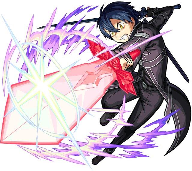 キリト【獣神化/闇】