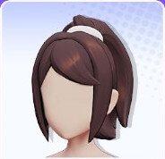 女トレーナーヘアスタイル9