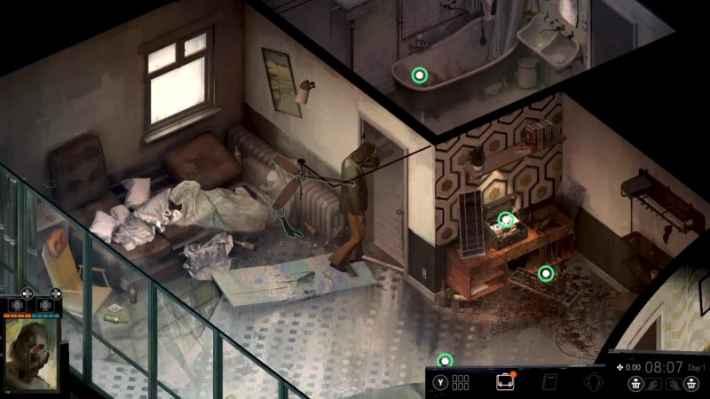 物語は、記憶をなくした主人公がホテルの一室で目覚めるところから始まる。