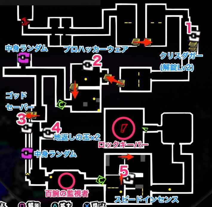 研究所マップ