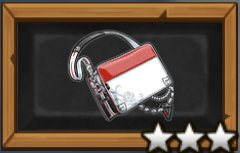 バスケ部のバッグの画像