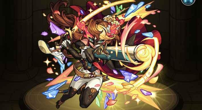 悪を断つ薔薇仮面の騎士 怪傑ゾロ(獣神化)