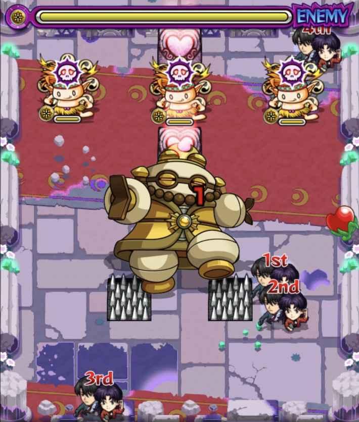 葉桜5ステージ2