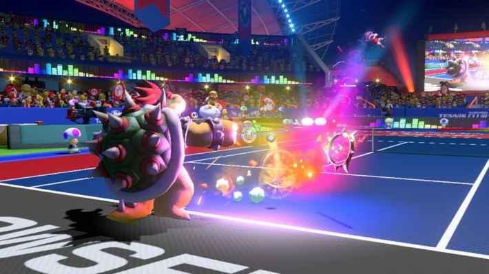 マリオテニスエースの画像