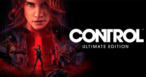 『CONTROL アルティメット・エディション』 アイキャッチ画像