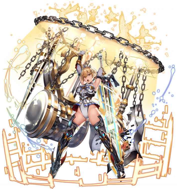 千年戦争アイギスA 新キャラクターの画像